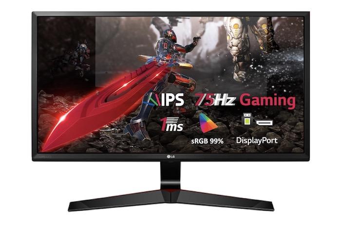 Màn hình Gaming LG 24MP59G-P 24 Inch