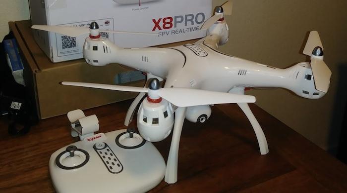 Syma Drone X8 Pro - Flycam chất lượng giá tốt khác của Syma