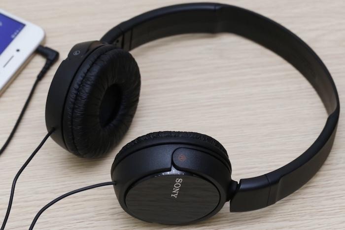 Tai nghe chụp tai chất lượng cao, giá tốt Sony MDR-ZX110AP