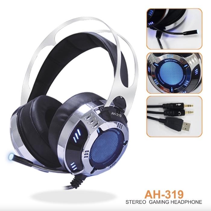 Tai nghe chụp tai giá rẻ chất lượng giá tốtSoundMax AH-319