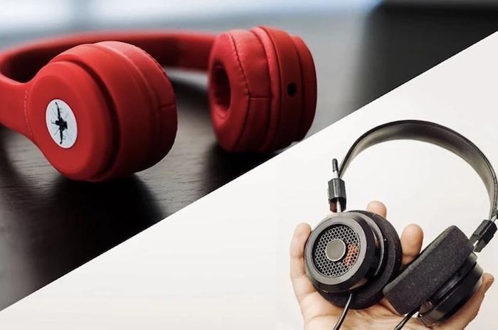 hiết kế tai nghe chụp tai phải phù hợp với sở thích