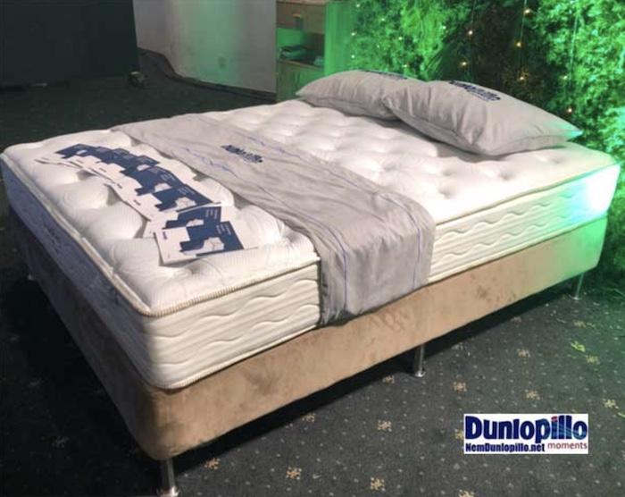 Thương hiệu nệm Dunlopillo một trong những hãng nệm lâu đời nhất trên thế giới