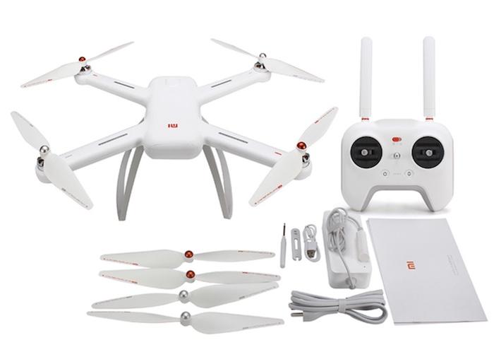 Xiaomi Drone Millet - Flycam giá rẻ chất lượng được nhiều người tin dùng