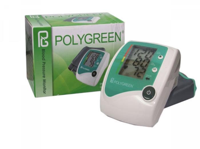 Máy đo huyết áp bắp tay điện tử tự động Polygreen KP – 7770