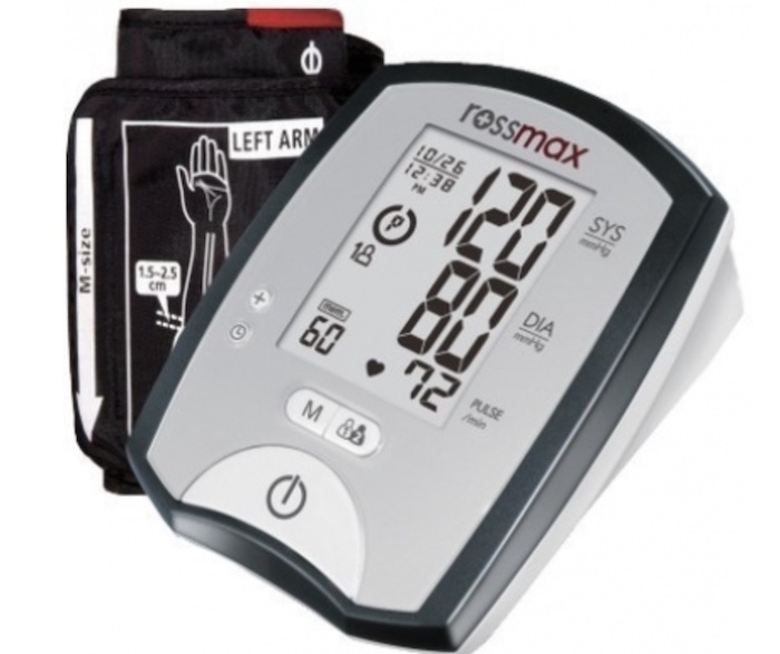 Máy đo huyết áp bắp tay Rossmax AC – 701