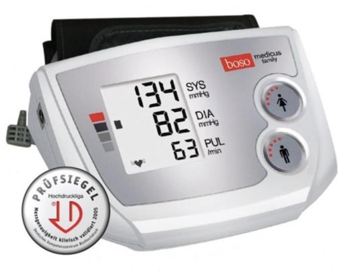 Máy đo huyết áp Boso Medicus Family