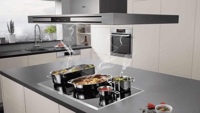 Máy hút mùi bếp có nhiều loại