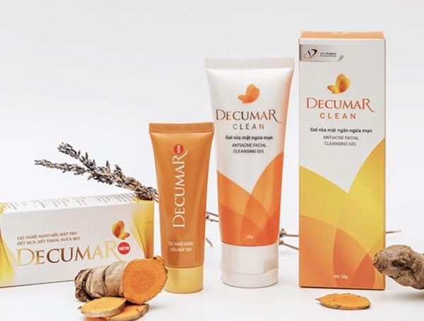 Kem trị mụn Decumar có tốt không? [Review chi tiết]