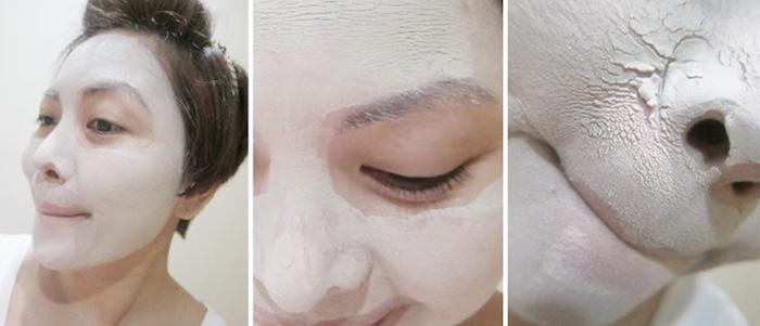 Hướng dẫn sử dụng hộp mặt nạ đất sét Kiehl's Rare Earth Deep Pore Cleansing Masque