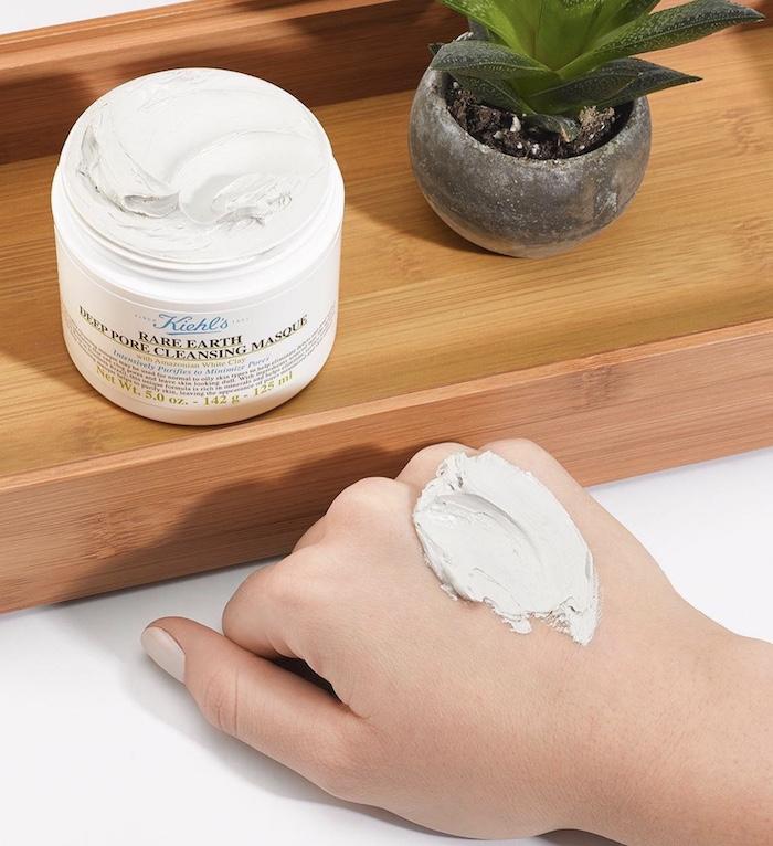Sau khi dùng mặt nạ đất sét Kiehl's thì đem lại hiệu quả rất tốt cho da mặt