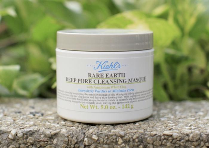 [Review] Mặt nạ đất sét Kiehl's Rare Earth Deep Pore Cleansing Masque có tốt không?