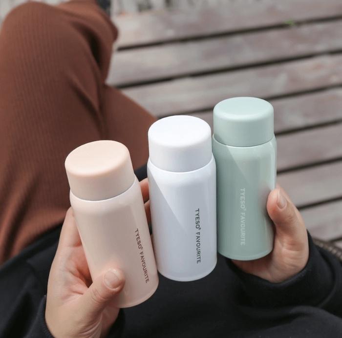 Sử dụng bình giữ nhiệt mini đem đến nhiều tiện ích bất ngờ