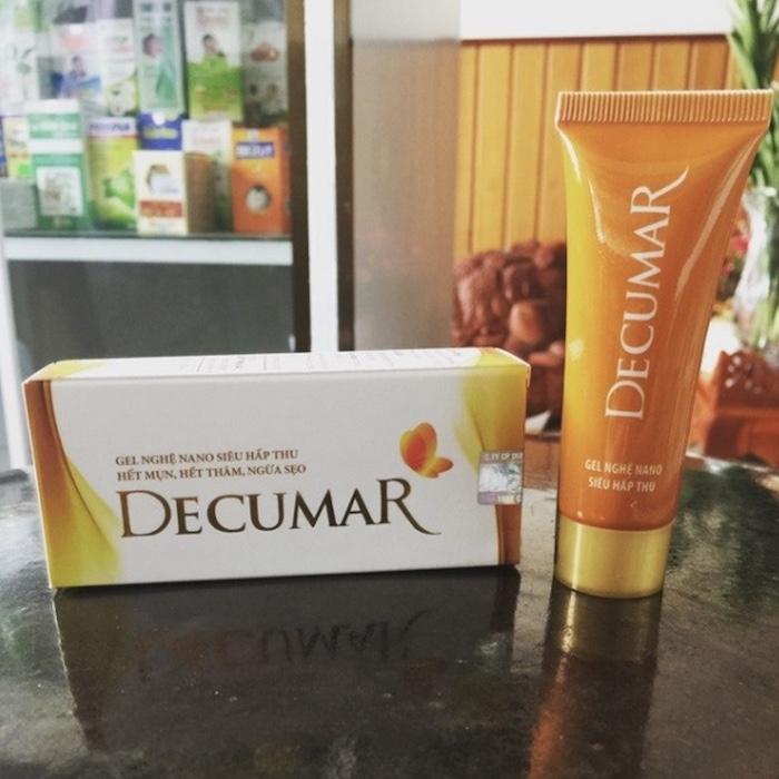 Sau khi trải nghiệm thử kem trị mụn Decumar thì thực sự hiệu quả như quảng cáo