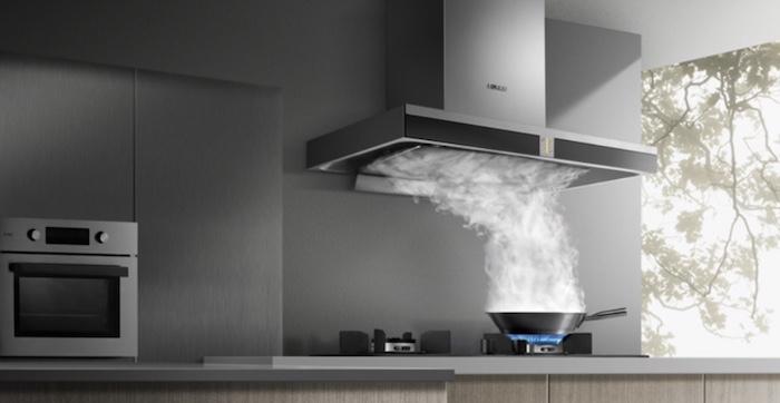 Tìm hiểu về các tính năng của máy hút mùi bếp