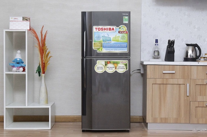TOP 5+ tủ lạnh Toshiba tốt nhất, được tin dùng nhất hiện nay