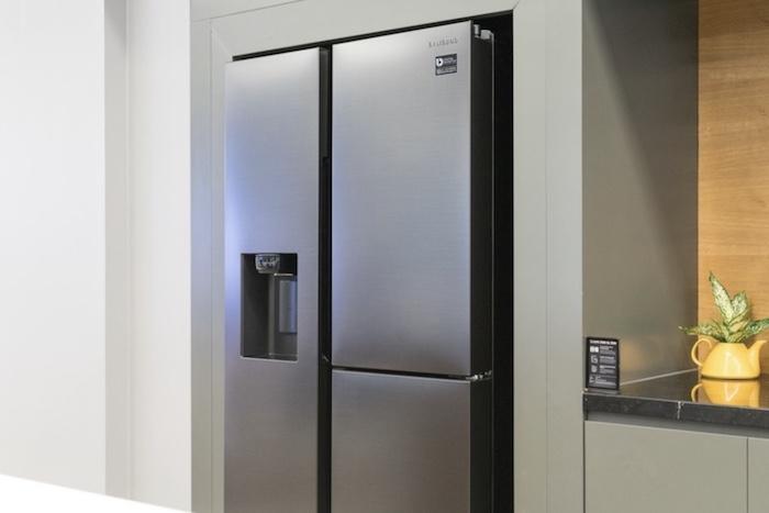 Sang trọng, đẳng cấp chỉ có tại tủ lạnh Side by Side Samsung