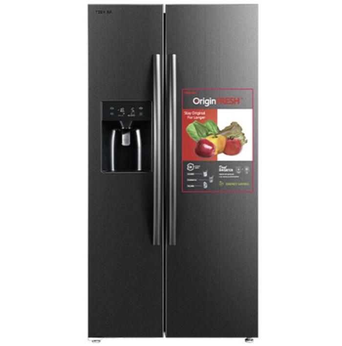 dòng tủ lạnh đến từ thương hiệu Toshiba đều có thiết kế độc đáo và vô cùng ấn tượng
