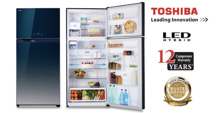 Toshiba đã chiếm được lòng tin của người dùng gần như tuyệt đối trong các sản phẩm đồ gia dụng