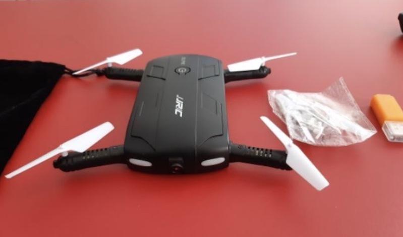 Khả năng bay của flycam JJRC H37 nằm ở mức ổn định