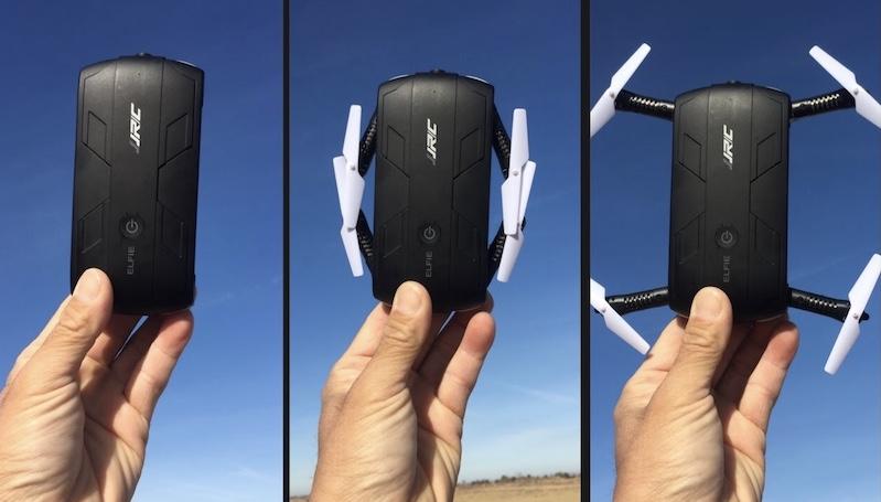 Review, đánh giá flycam JJRC H37 giá rẻ