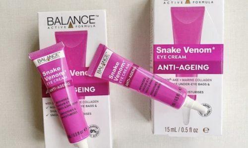 Review kem mắt Balance Active Formula Snake Venom Eye Cream giá rẻ