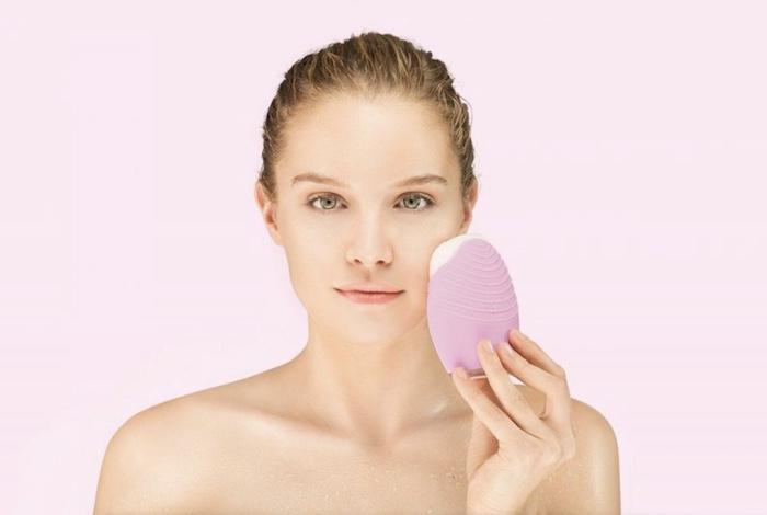 Sử dụng máy rửa mặt đúng cách giúp phát huy hiệu quả tối đa của sản phẩm này