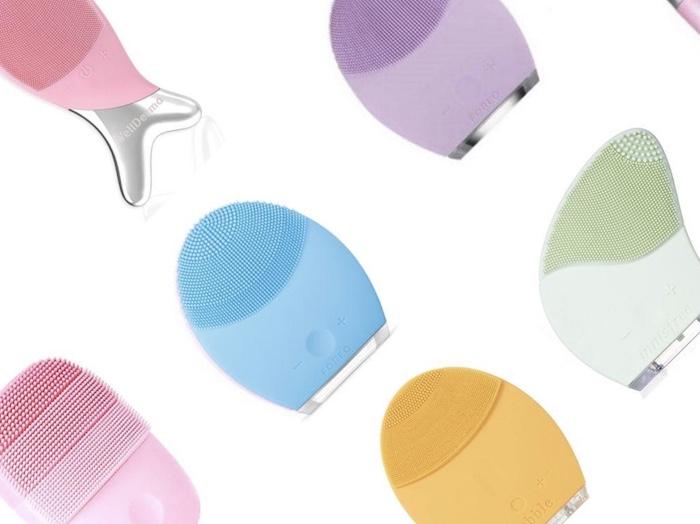 Máy rửa mặt là sản phẩm mà bất kỳ ai muón có da mặt đẹp đều phải có