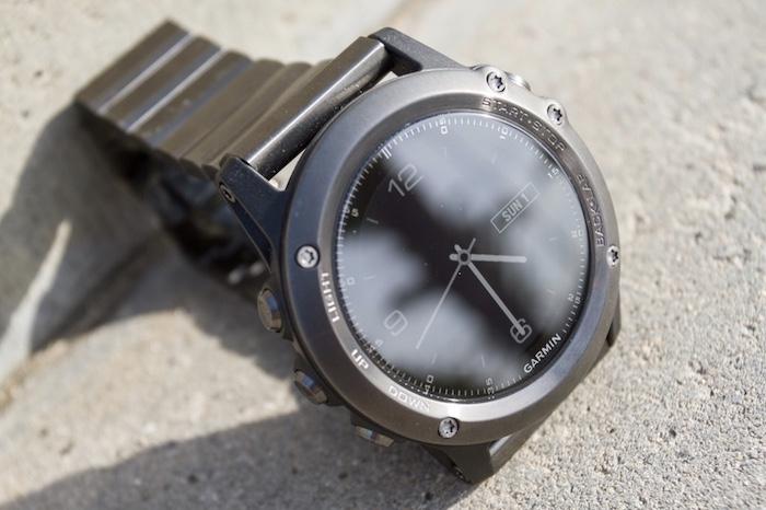 Thời lượng pin đồng hồ Garmin Fenix 3 khá là ấn tượng