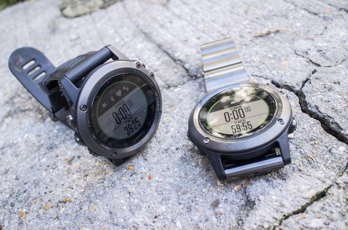Review, đánh giá đồng hồ Garmin Fenix 3 chi tiết