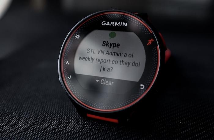 Garmin Forerunner 235 là một sản phẩm đồng hồ thông minh chất lượng đáng tin cậy