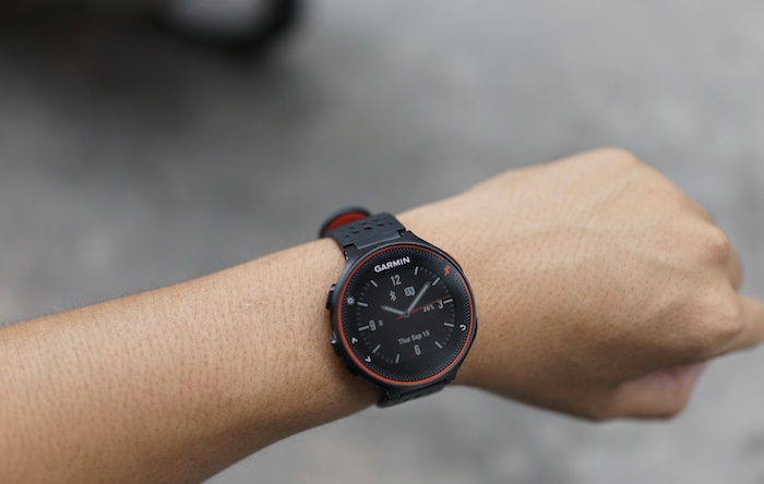 Review, đánh giá đồng hồ Garmin Forerunner 235 chi tiết