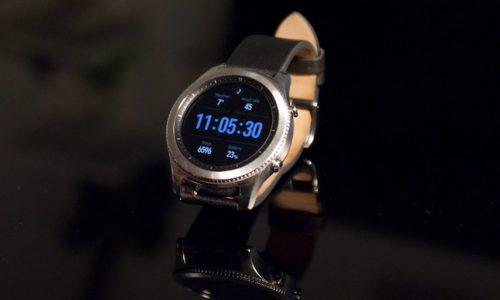 Review, đánh giá đồng hồ Samsung Gear S3 Classic chi tiết