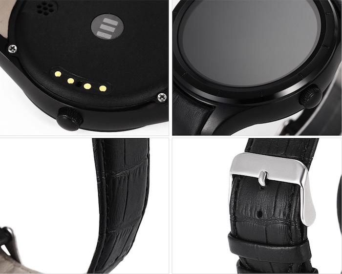 Đồng hồ Finow Q3 Plus  sở hữu một thiết kế tinh xảo, sang trọng