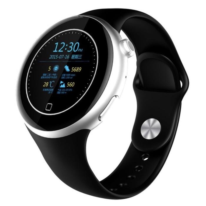 Cấu hình mạnh, pin ổn, thiết kế đẹp – quá nhiều điểm ấn tượng để bạn có thể nói về đồng hồ thông minh Finow X3 Plus.