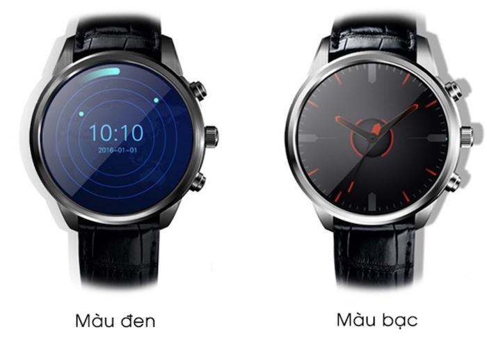 Thiết kế đồng hồ thông minh Finow X5 Plus rất đẳng cấp và sang trọng