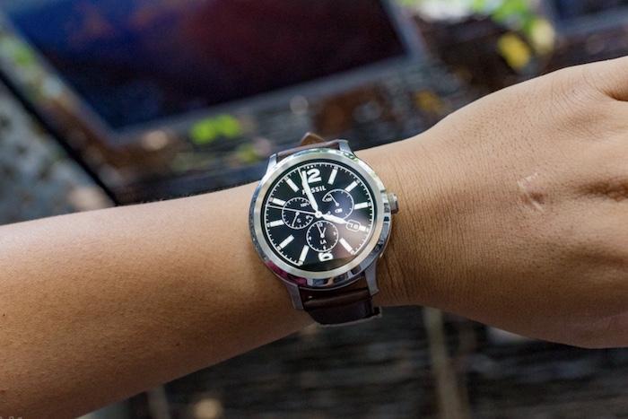 Review, đánh giá đồng hồ thông minh Fossil Q Founder chi tiết