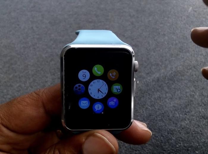 Dù là sản phẩm giá rẻ, nhưng đồng hồ thông minh GT08 gây bất ngờ với các tính năng được tích hợp