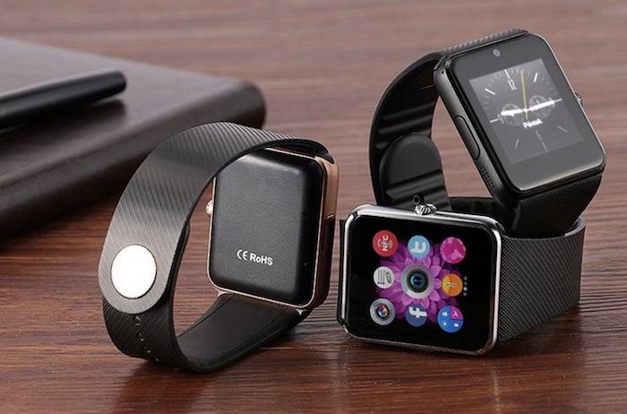 Review, đánh giá đồng hồ thông minh GT08 chi tiết