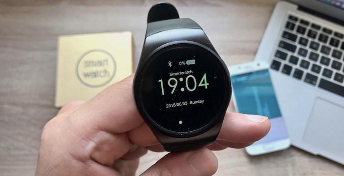 Đồng hồ thông minh Kingwear KW18 với thiết kế trẻ trung, cấu hình ổn định và mức giá phải chăng là một lựa chọn đáng để bạn phải cân nhắc.