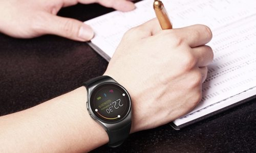 Review, đánh giá đồng hồ thông minh Kingwear KW18 chi tiết
