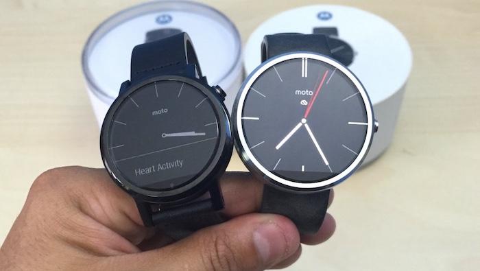 Review, đánh giá đồng hồ thông minh Moto 360 Gen 2 chi tiết