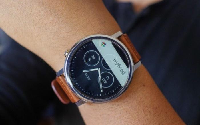 Moto 360 Gen 2 là một sản phẩm smartwatch đáng giá mà bạn không thể bỏ qua