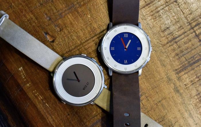 Đồng hồ thông minhPebble Time Round có hiệu năng và thời lượng pin cực tốt