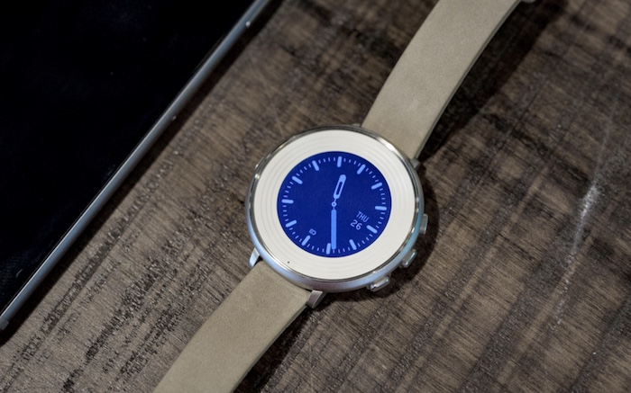 Review, đánh giá đồng hồ thông minh Pebble Time Round chi tiết