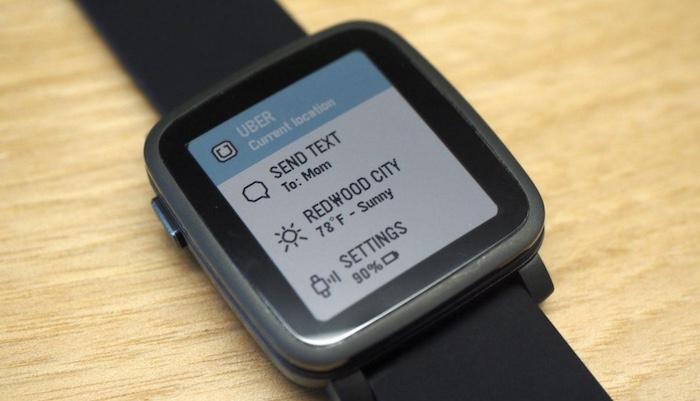 Pebble Watch như một siêu phẩm một thời, đơn giản nhưng chất lượng