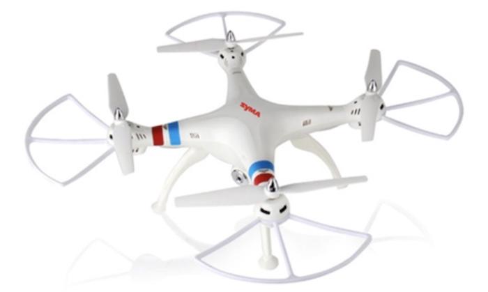 Thiết kế của Flycam Syma X8C được nhiều khách hàng đánh giá khá tốt