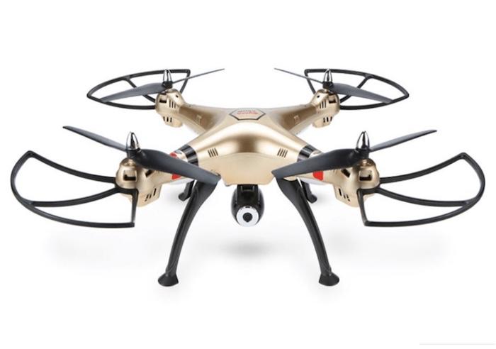 Review, đánh giá Flycam Syma X8HW chi tiết
