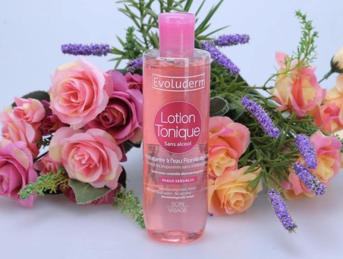 Toner (Nước hoa hồng) Evoluderm Lotion Tonique