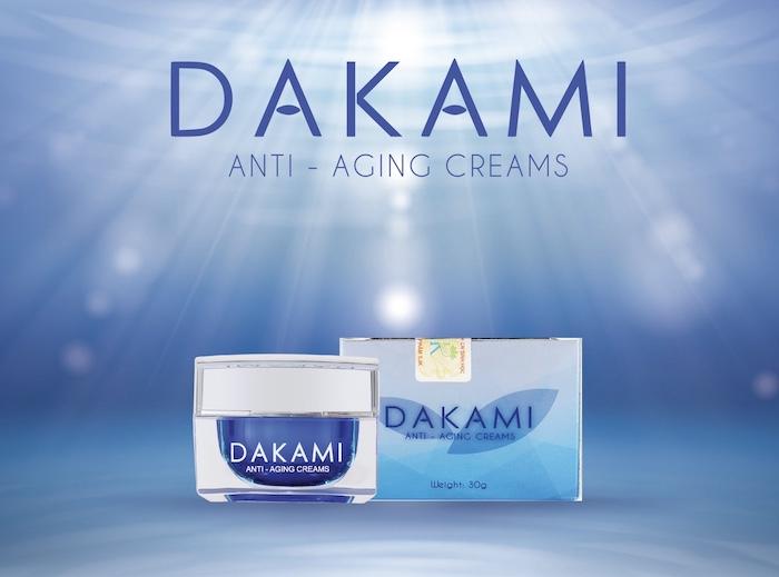 kem chống lão hóa Dakami làm mưa làm gió ở một số thị trường châu Á