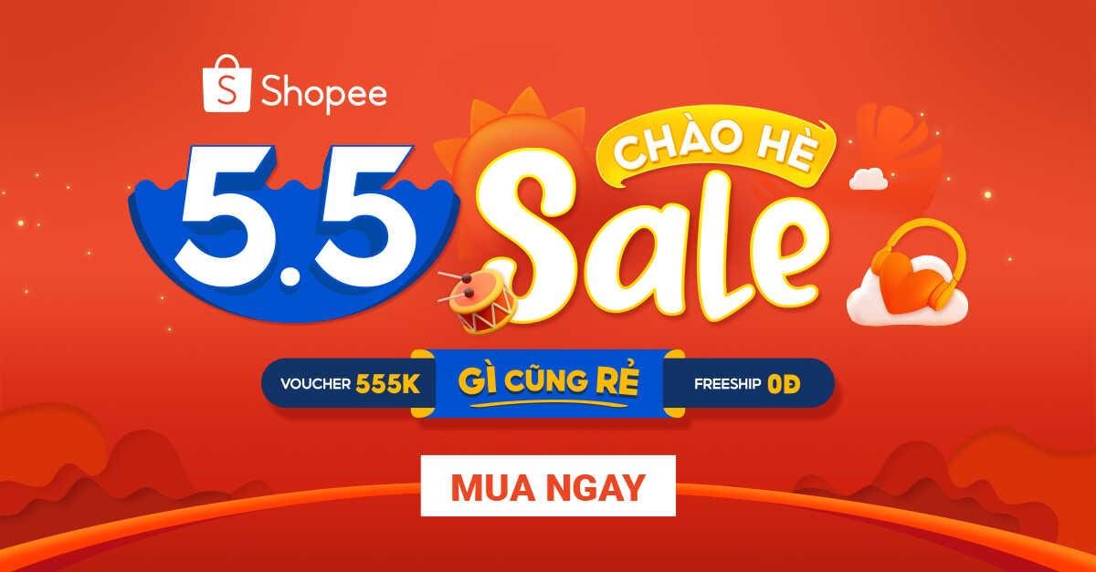 Shopee Sale 5/5